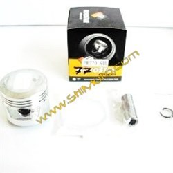 TVS SCOOTY PEP 75 PİSTON KİT STD. 47 mm